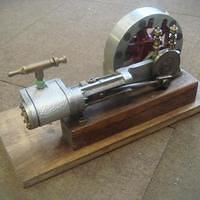 small steam engine